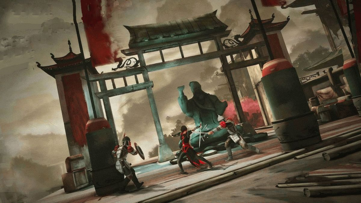 Скачать Assassins Creed Chronicles: China для PC бесплатно