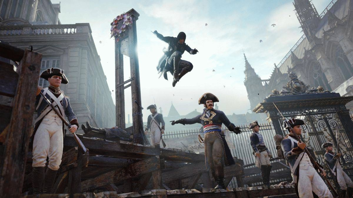 Скачать Assassin's Creed: Unity для PC бесплатно