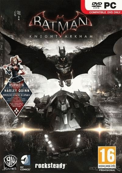 Batman: Arkham Knight для PC бесплатно