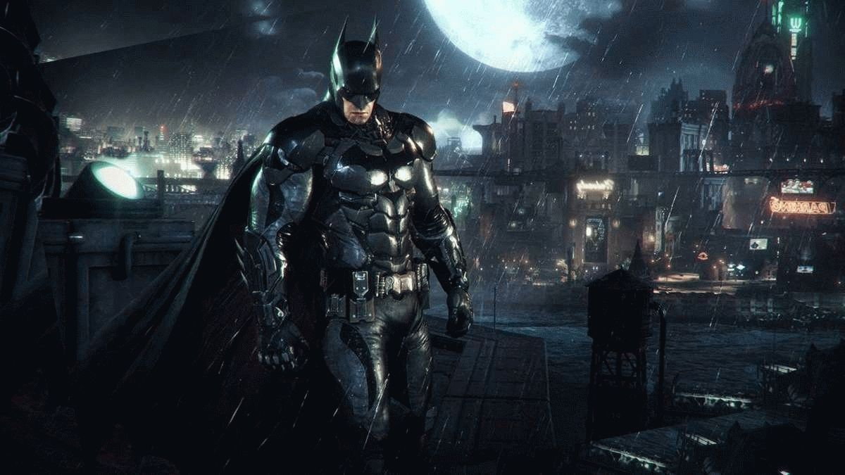 Скачать Batman: Arkham Knight для PC бесплатно