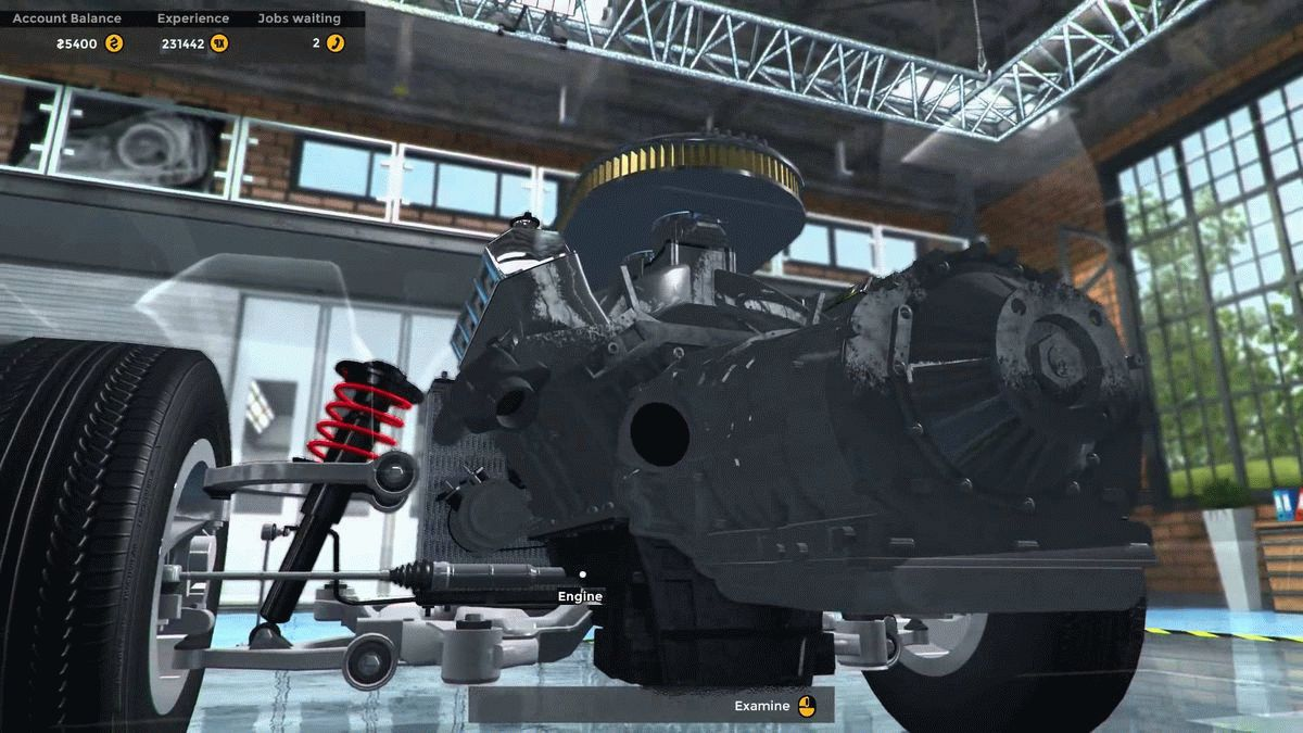Скачать Car Mechanic Simulator 2015 для PC бесплатно