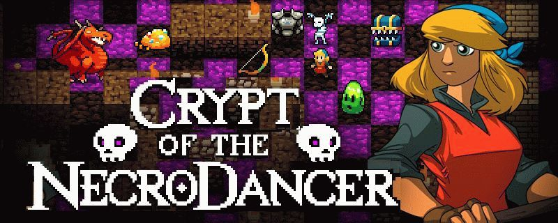 Crypt of the NecroDancer для PC бесплатно