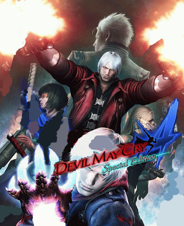 Devil May Cry 4: Special Edition для PC бесплатно