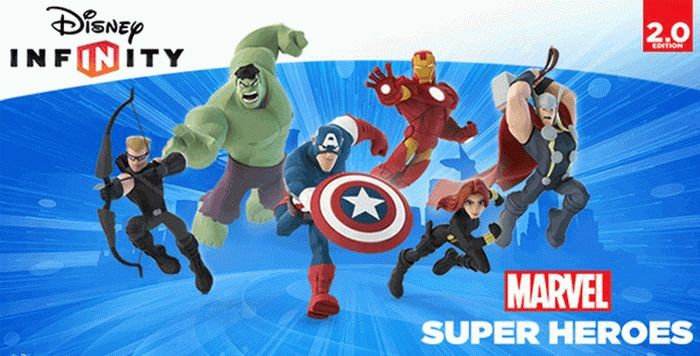 Disney Infinity 2.0: Marvel Super Heroes для PC бесплатно