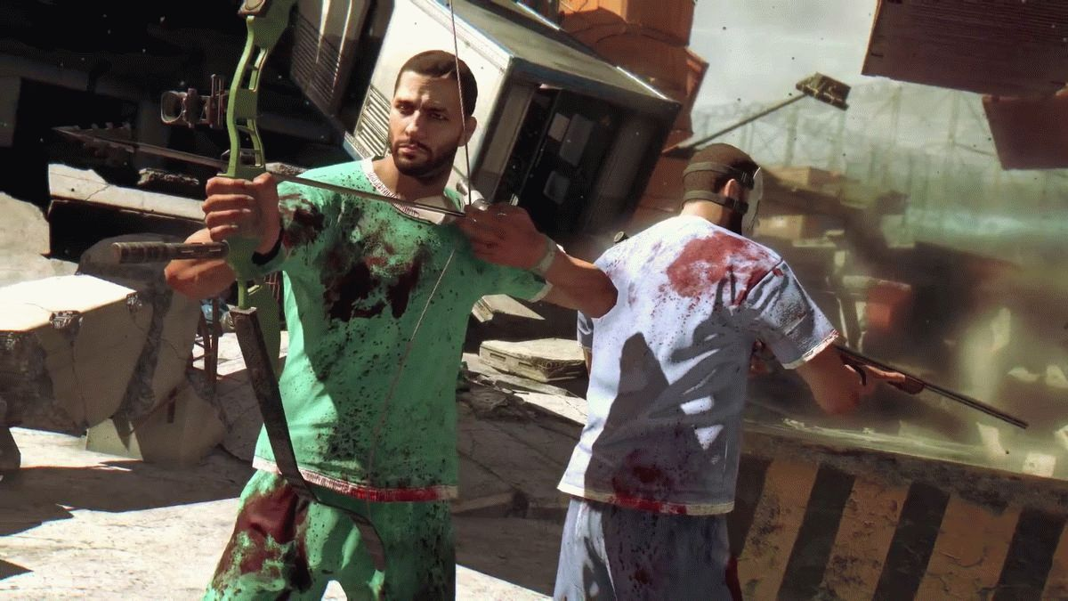 Скачать Dying Light: The Bozak Horde для PC бесплатно