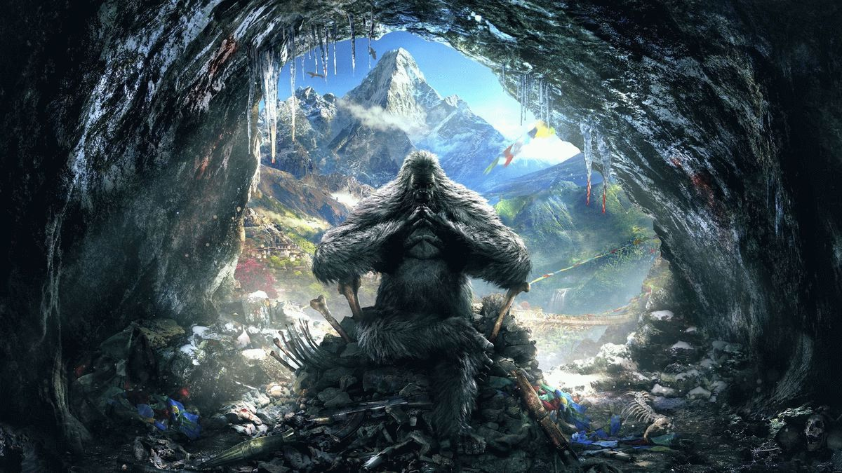 Скачать Far Cry 4: Valley of the Yetis для PC бесплатно