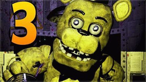 Five Nights at Freddy's 3 для PC бесплатно