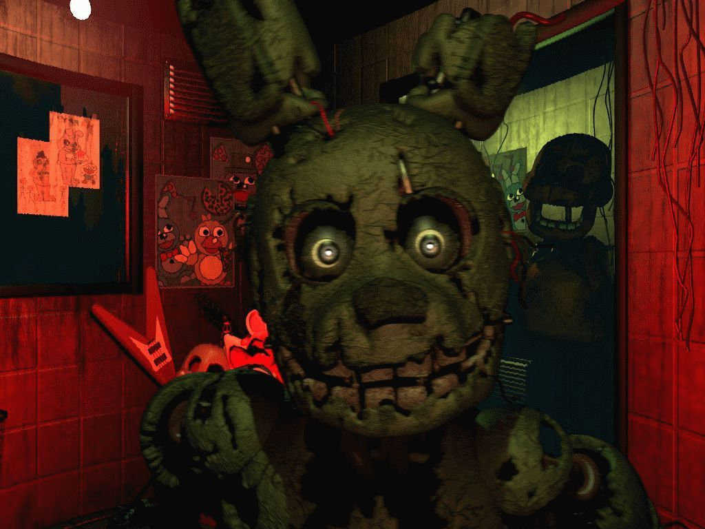 Скачать Five Nights at Freddy's 3 для PC бесплатно