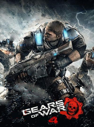 Gears of War 4 для PC бесплатно