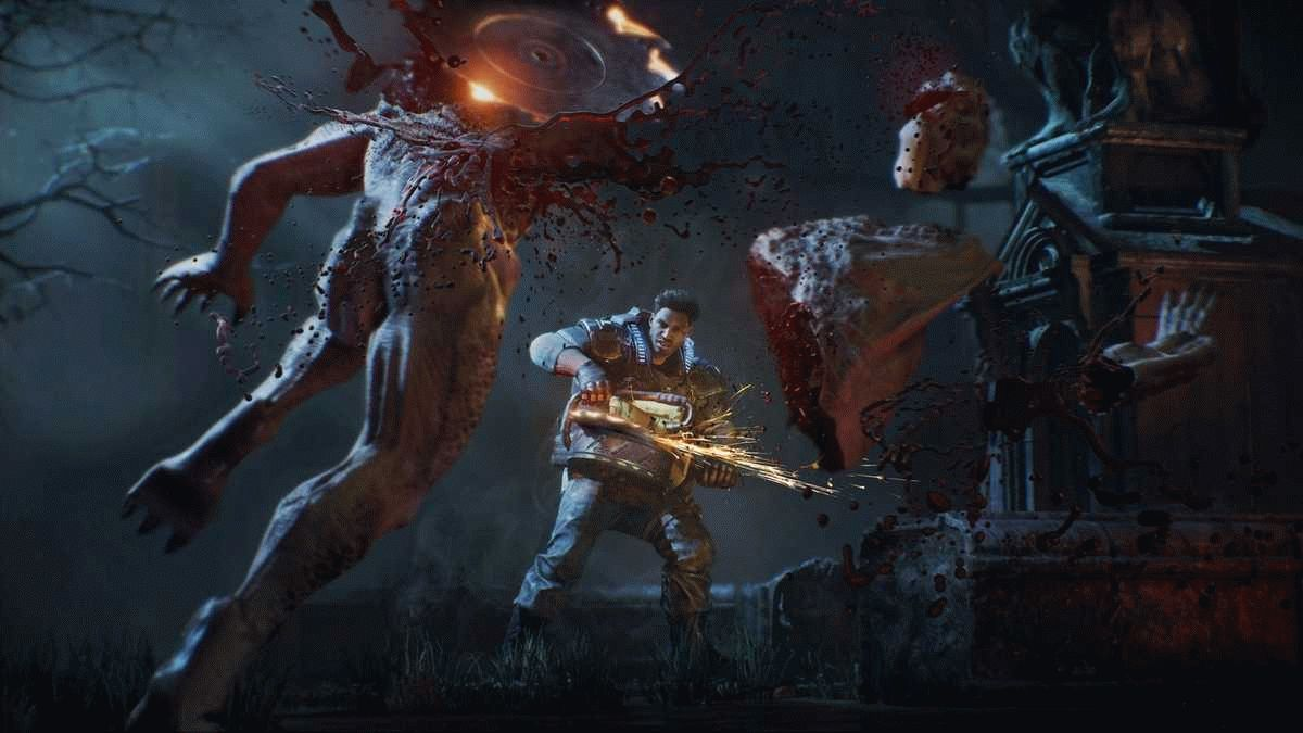 Скачать Gears of War 4 для PC бесплатно
