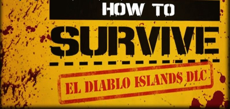How to Survive El Diablo Islands скачать торрент