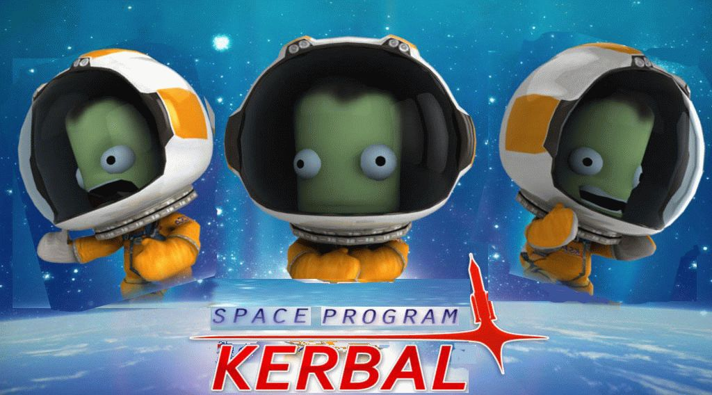 Kerbal Space Program для PC бесплатно