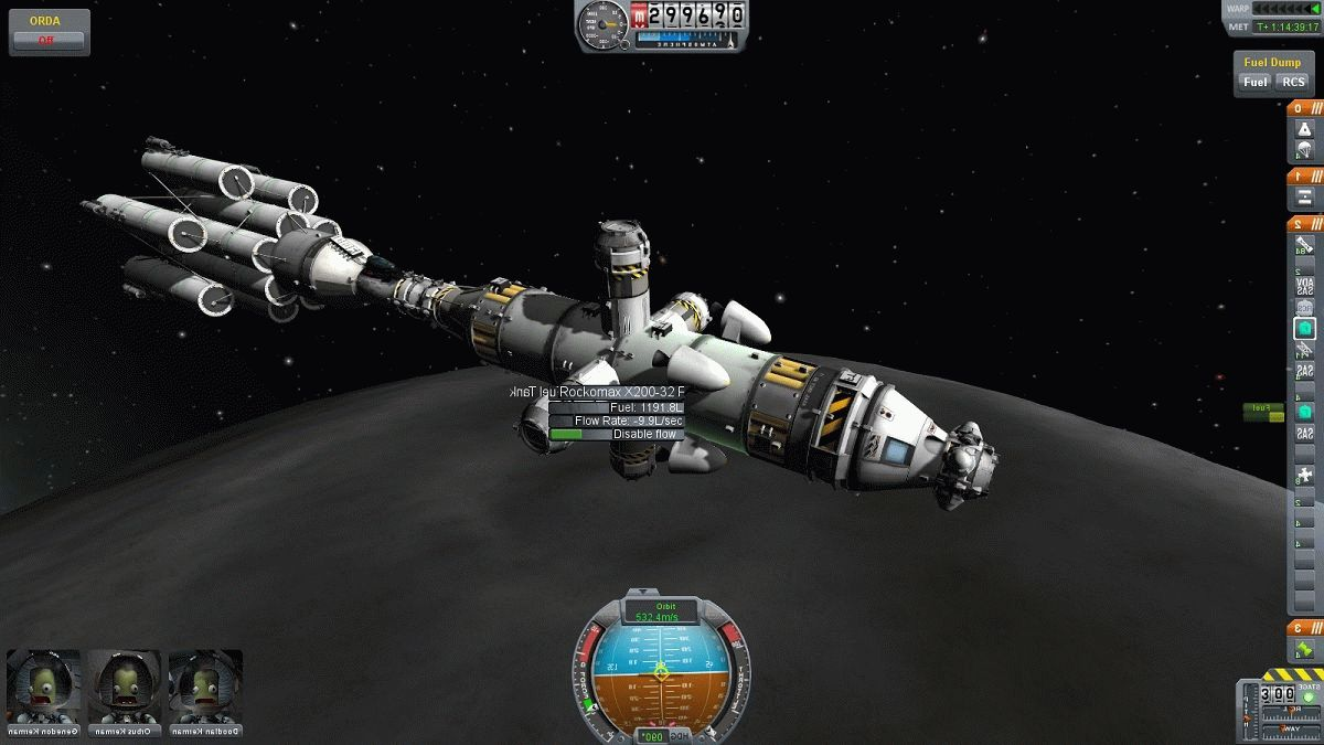 Скачать Kerbal Space Program для PC бесплатно