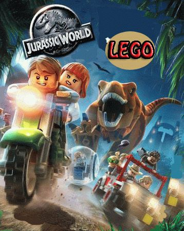 LEGO Jurassic World для PC бесплатно