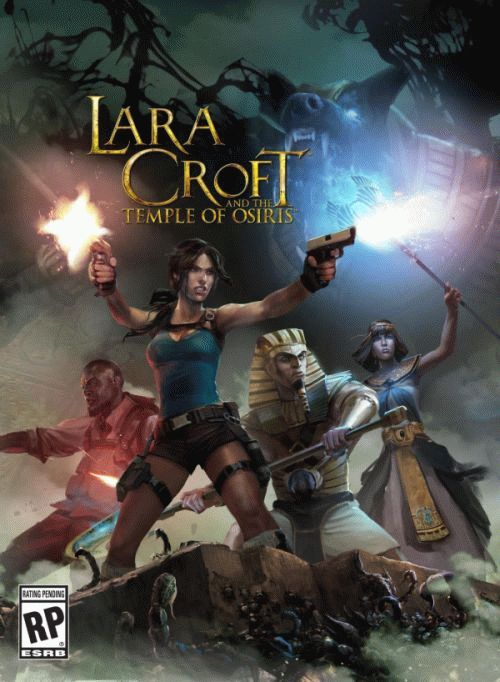 Lara Croft and The Temple of Osiris скачать бесплатно