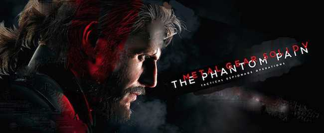 Metal Gear Solid 5: The Phantom Pain скачать торрент