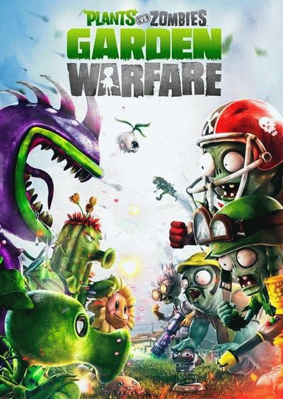 Plants vs Zombies Garden Warfare для PC бесплатно