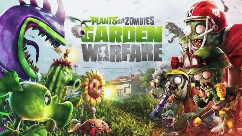 Plants vs Zombies Garden Warfare скачать торрент