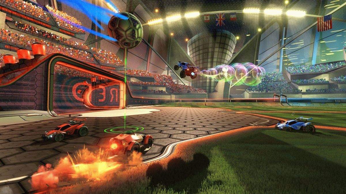 Скачать Rocket League для PC бесплатно