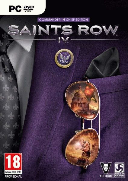 Saints Row IV: Commander In Chief Edition для PC бесплатно