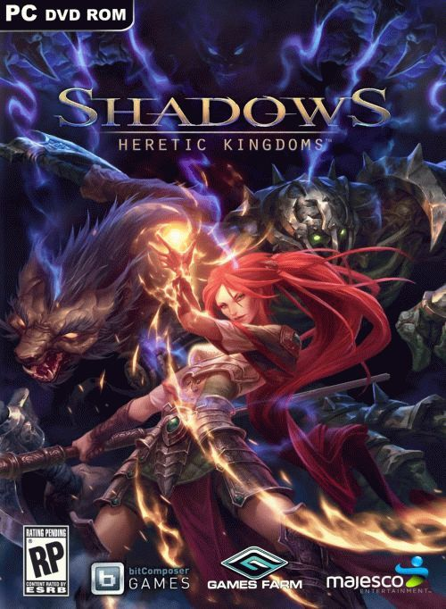 Shadows: Heretic Kingdoms Book One Devourer of Souls скачать бесплатно