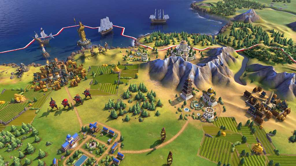 Скачать Sid Meiers Civilization VI для PC бесплатно