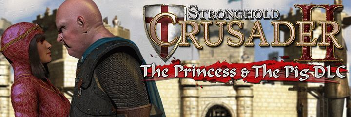 Stronghold Crusader 2: The Princess and The Pig скачать торрент