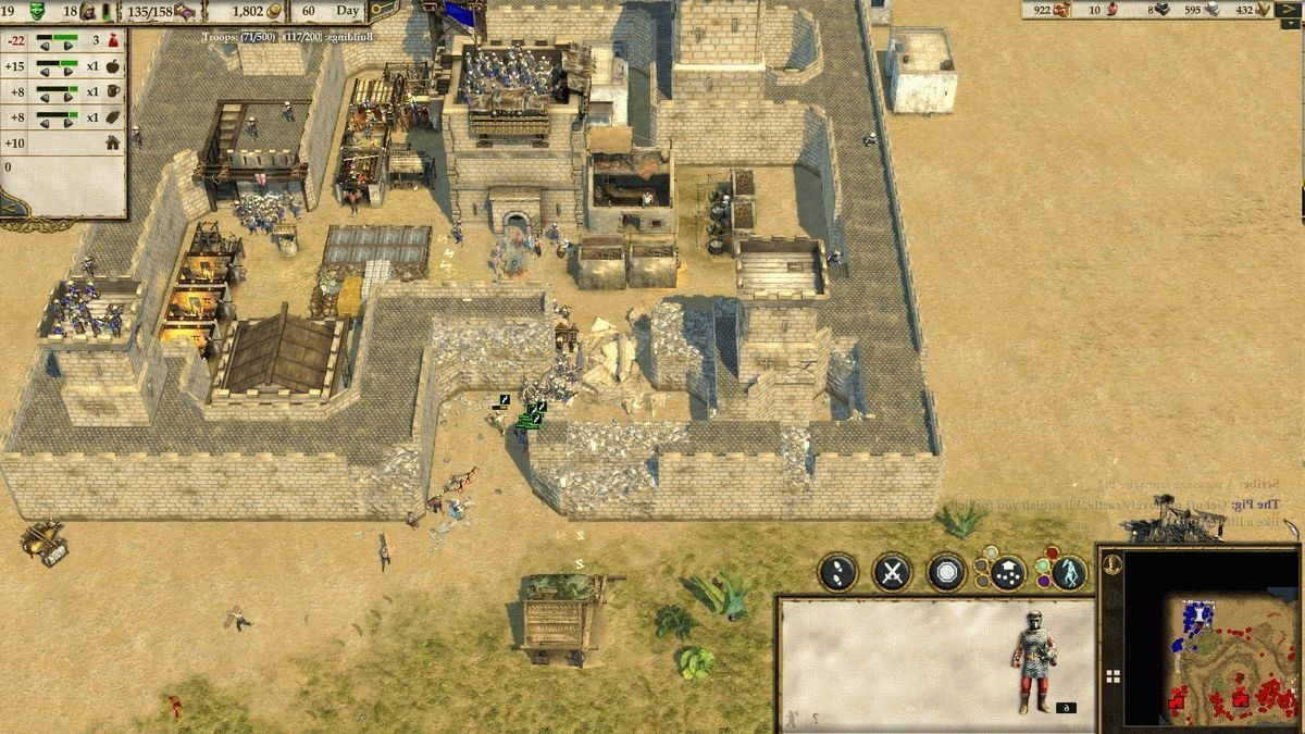 Скачать Stronghold Crusader 2: The Princess and The Pig для PC бесплатно