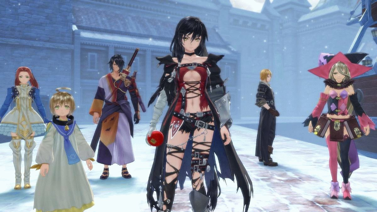 Скачать Tales of Berseria для PC бесплатно