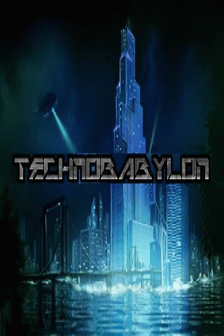 Technobabylon для PC бесплатно