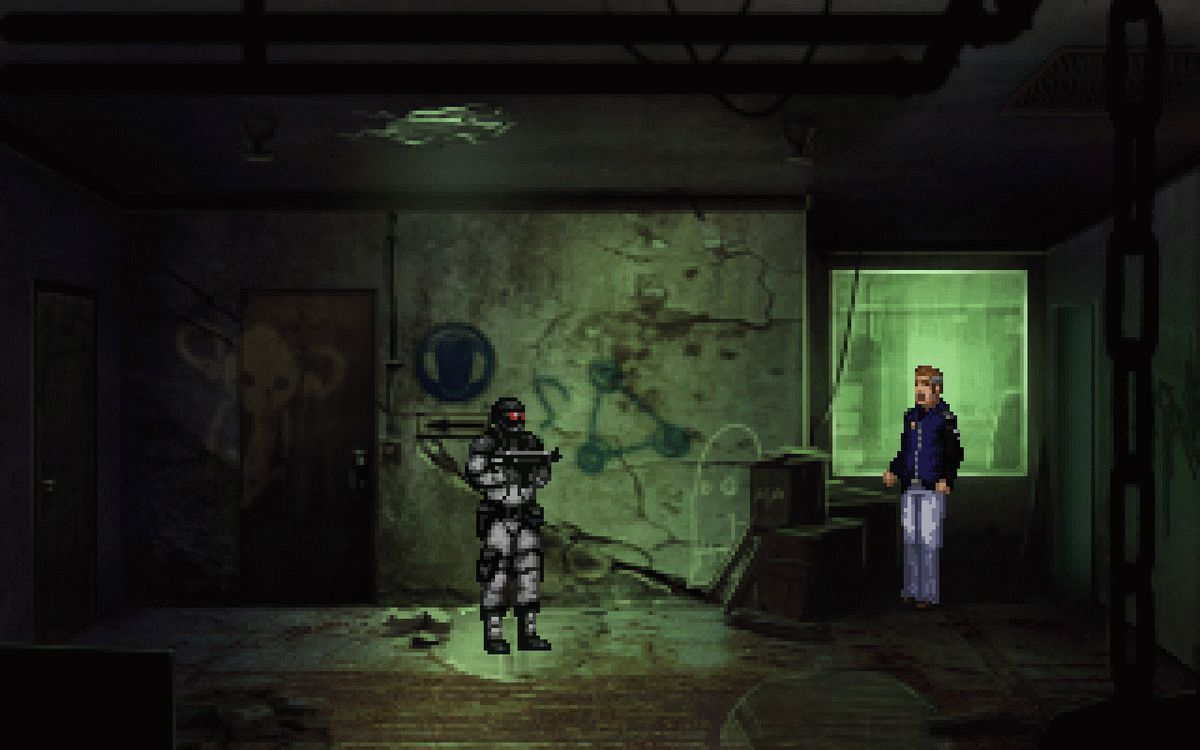 Скачать Technobabylon для PC бесплатно