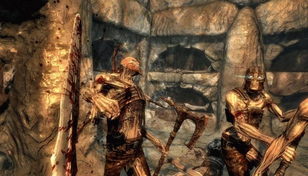 Скачать The Elder Scrolls V: Skyrim для PC бесплатно