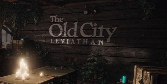 The Old City: Leviathan для PC бесплатно