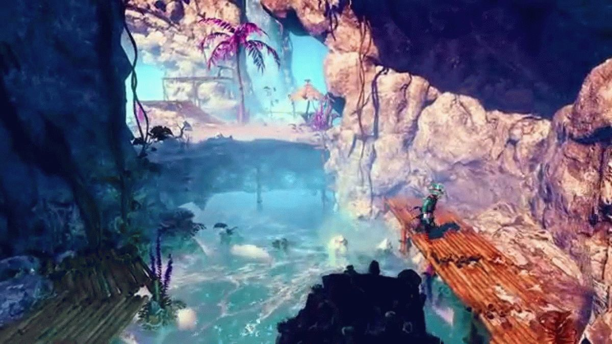 Скачать Trine 3: The Artifacts of Power для PC бесплатно