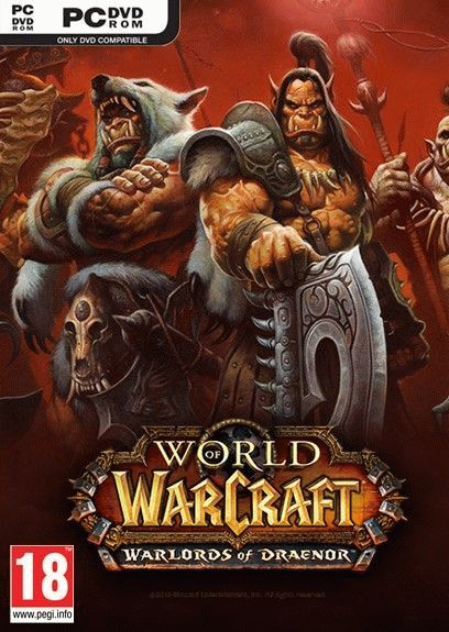 World of Warcraft: Warlords of Draenor скачать бесплатно