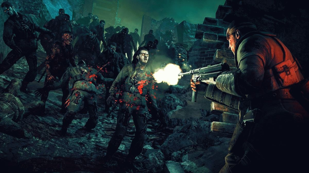 Скачать Zombie Army: Trilogy для PC бесплатно