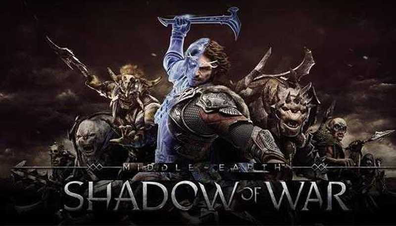 Игра The Middle-Earth The Shadow of War скачать на ПК