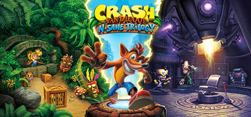 Игра Crash Bandicoot N. Sane Trilogy скачать на ПК