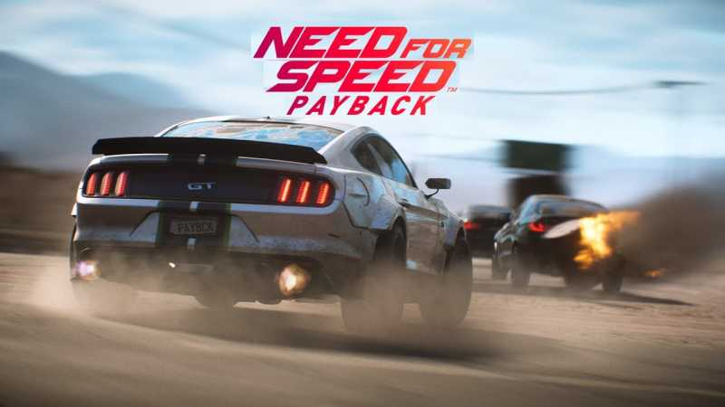 Игра на ПК Need for Speed Payback скачать