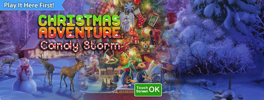Christmas Adventure: Candy Storm скачать торрент