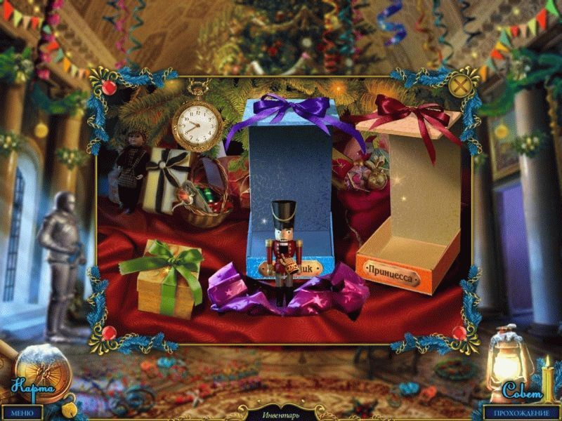 Скачать Christmas Stories: Nutcracker Collector's Edition для PC бесплатно